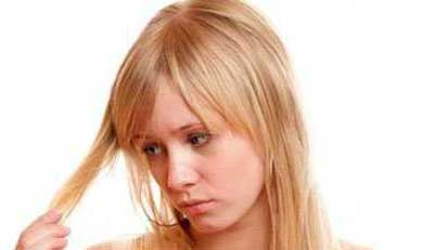 علل ریزش موی