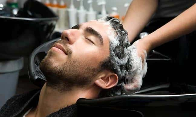 شستشوی صحیح موها